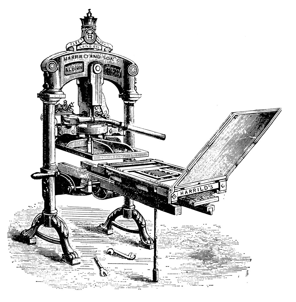 johann gutenberg and the printing press essay Free papers and essays on printing press history johannes gutenberg, a translator and found the printing press to be a marvelous way to amplify his.